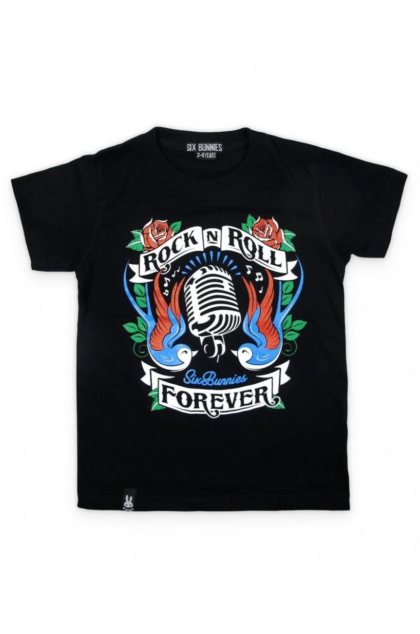 Tee shirt rockabilly enfant