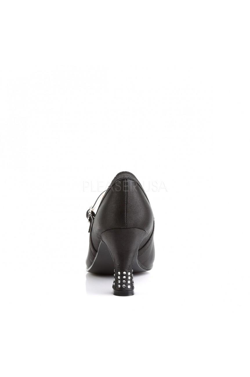 Chaussure flapper 20 noire