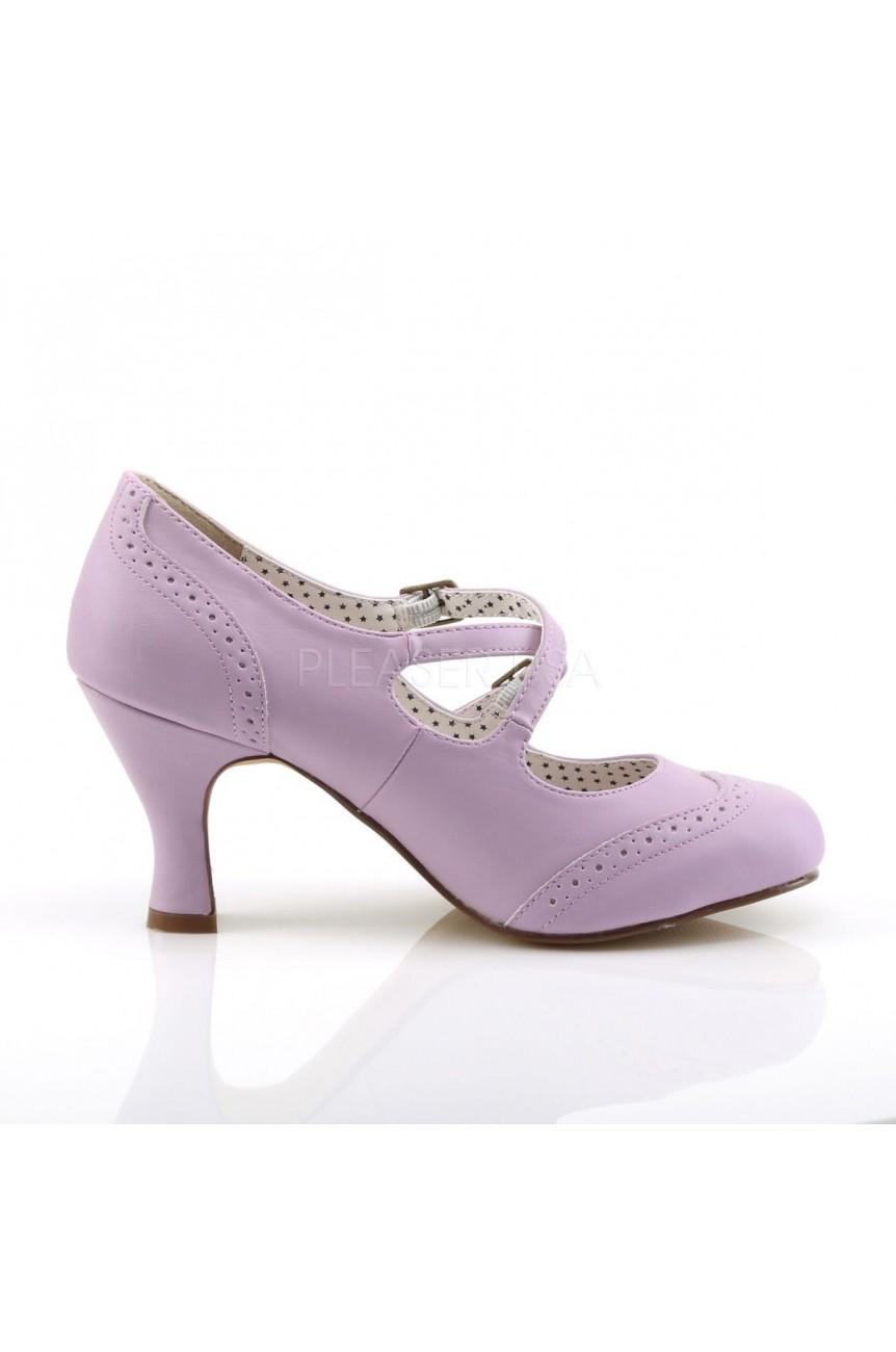 Chaussure swing rose