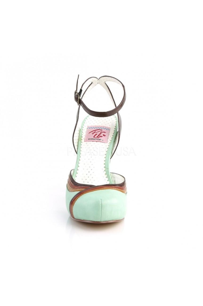 Chaussure cutiepie 01 vert