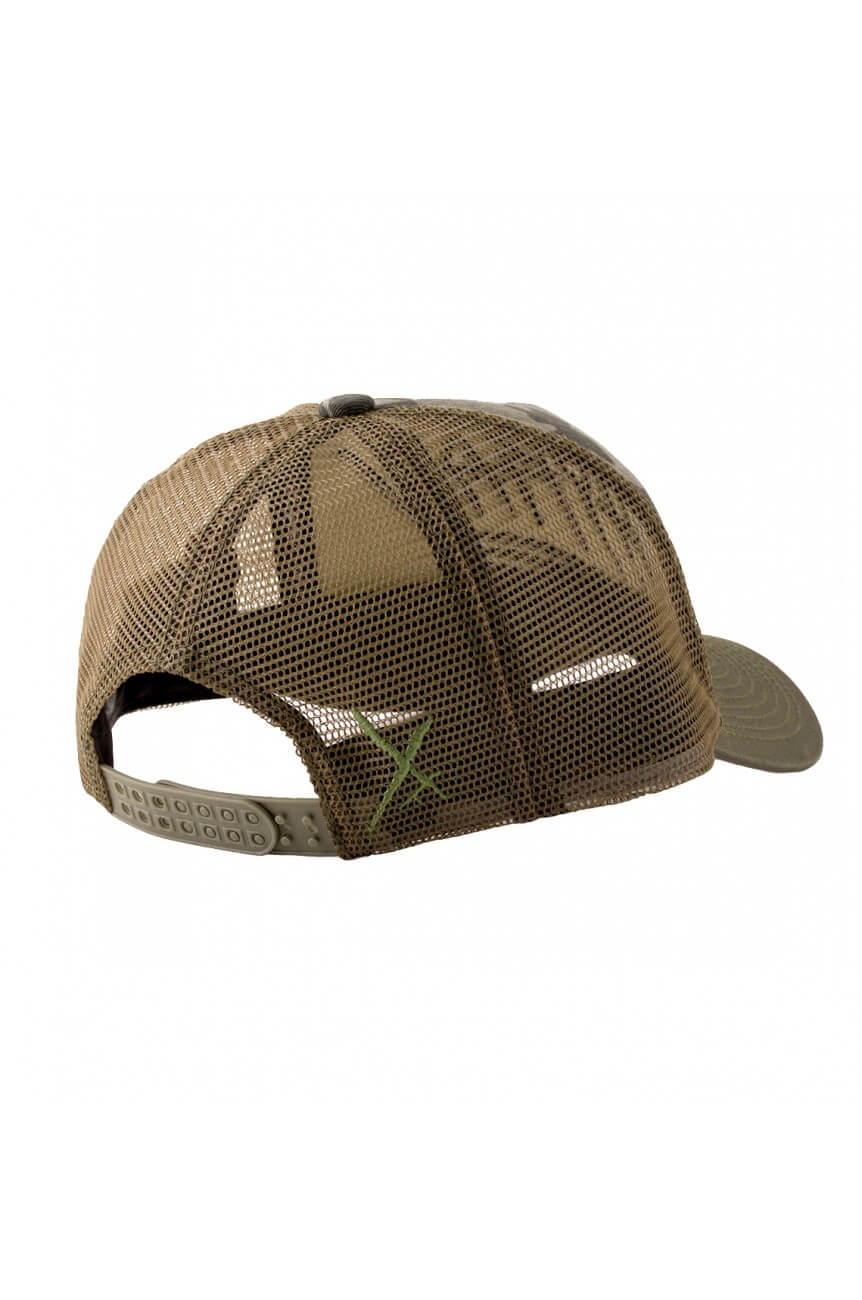 Casquette hyraw clothing camouflage