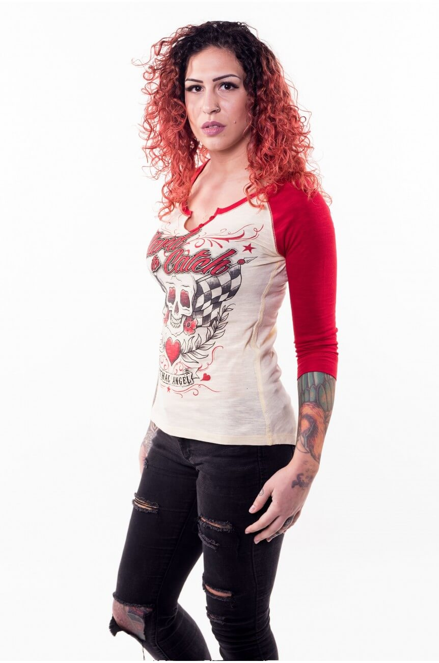 Tee shirt femme custom