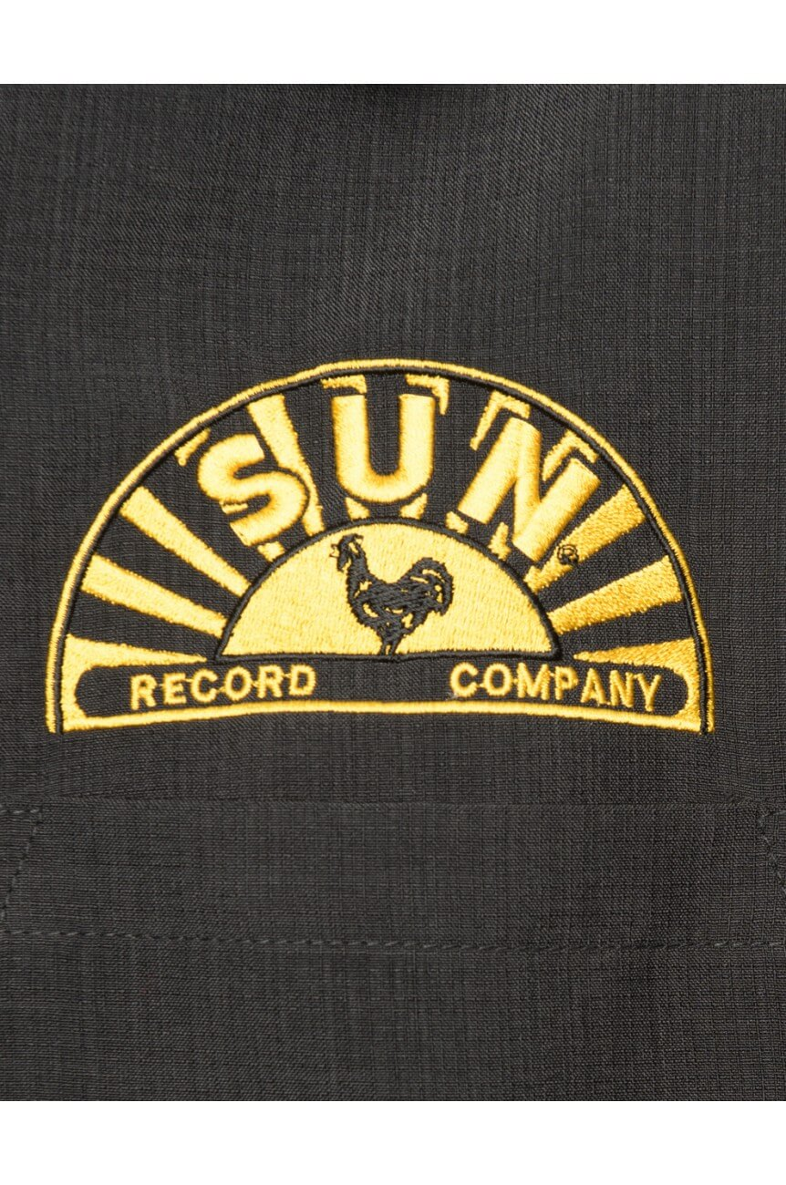 CHEMISE SUN RECORDS