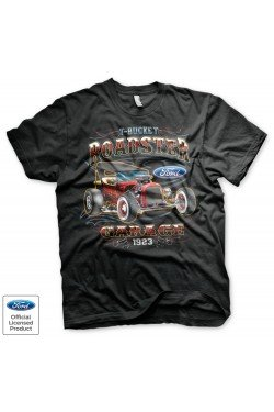Tee shirt Ford roadster hot rod