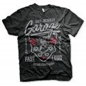 Tee shirt Fast n loud gas monkey garage