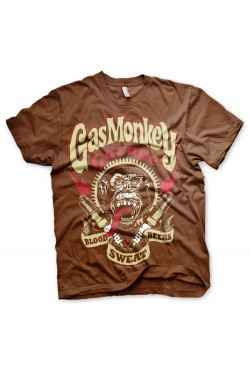 Tee shirt Gas Monkey garage enfant