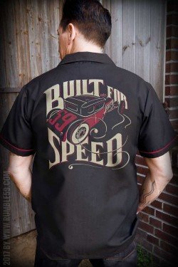 Chemise custom build for speed