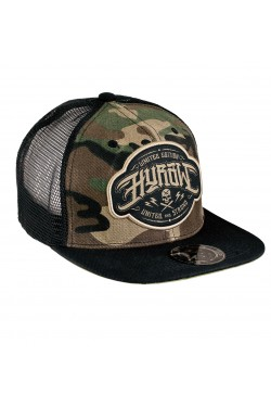 Casquette death to hipster