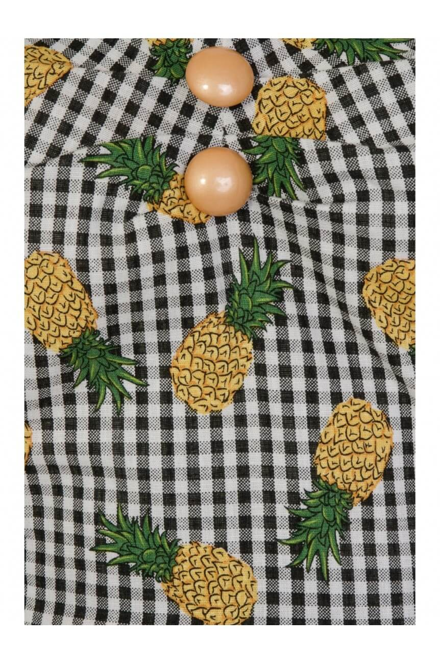 Robe dolores ananas