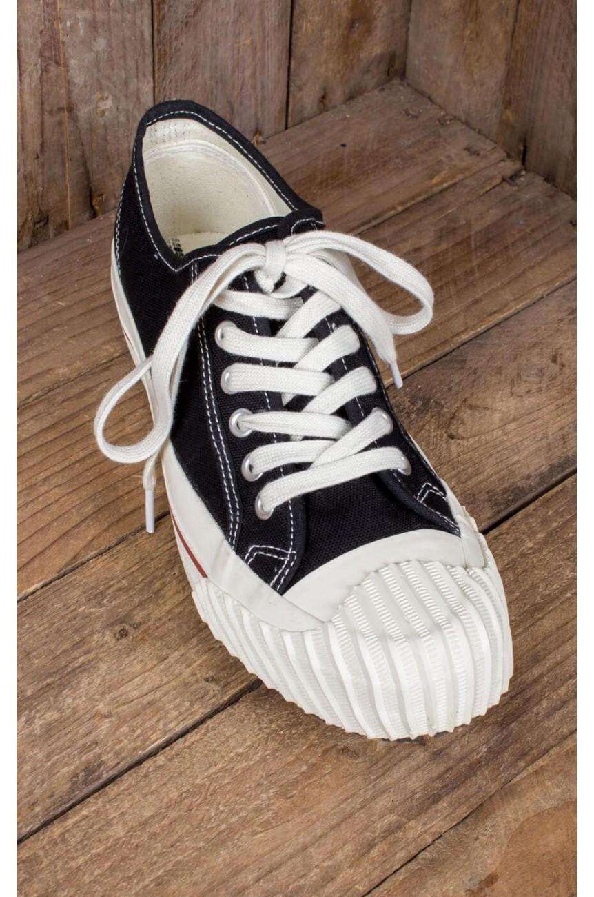 Chaussures rumble59 noire femme