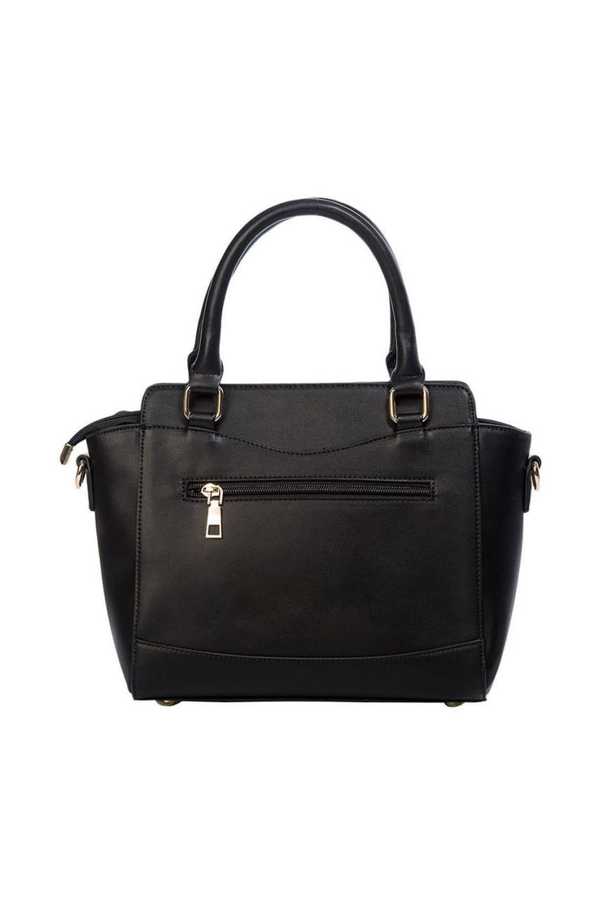 Sac banned perroquet vintage