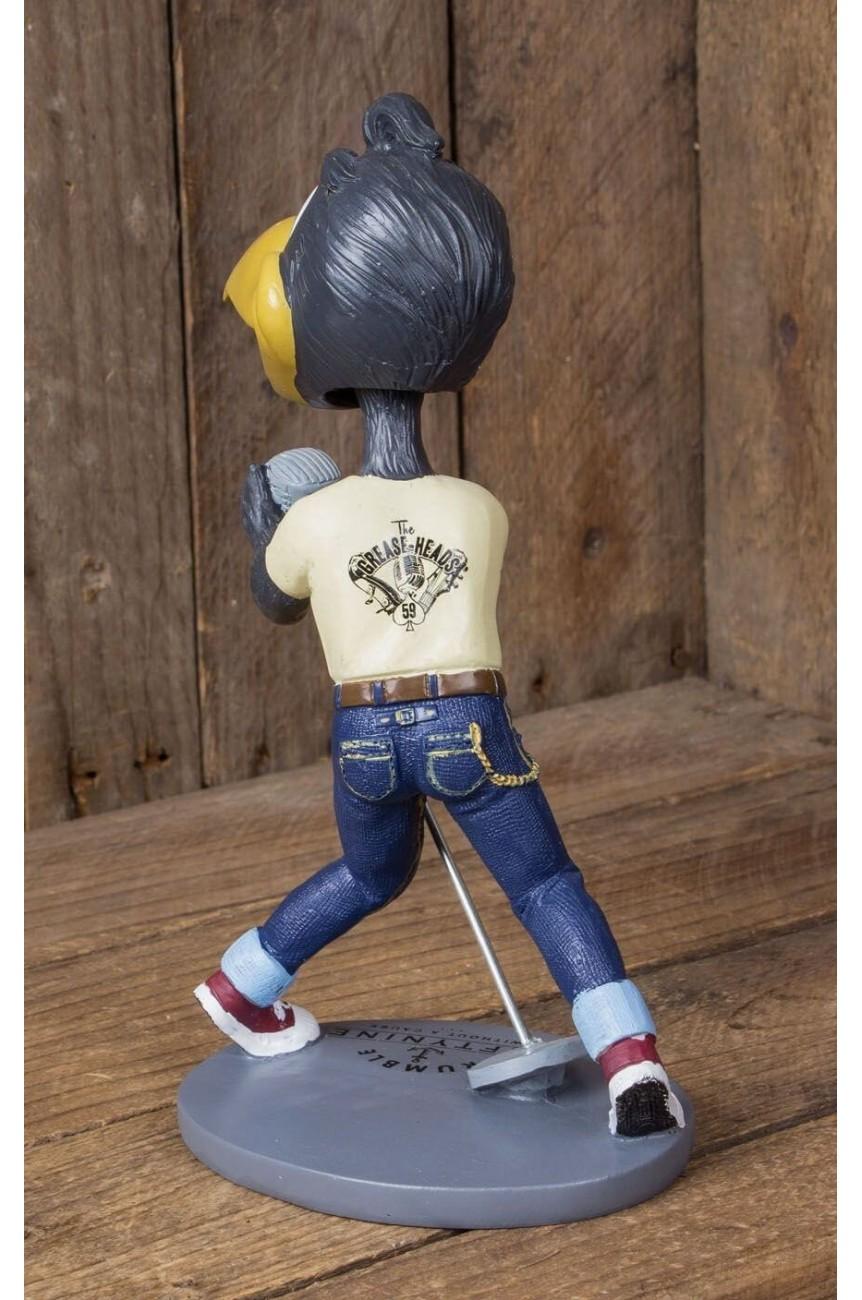 Figurine chanteur rockabilly Rumble59