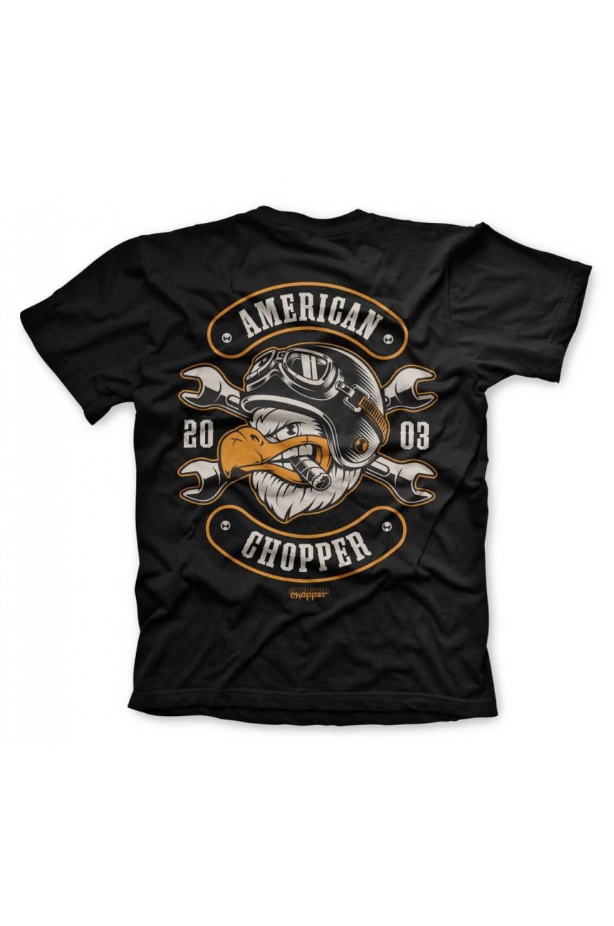 Tee shirt American chopper