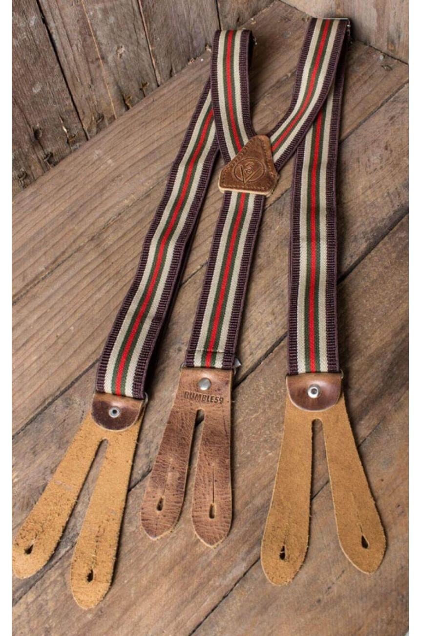 Bretelles vintage Rumble59