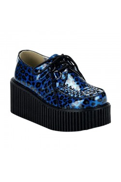 creepers-208 leopard bleues demonia
