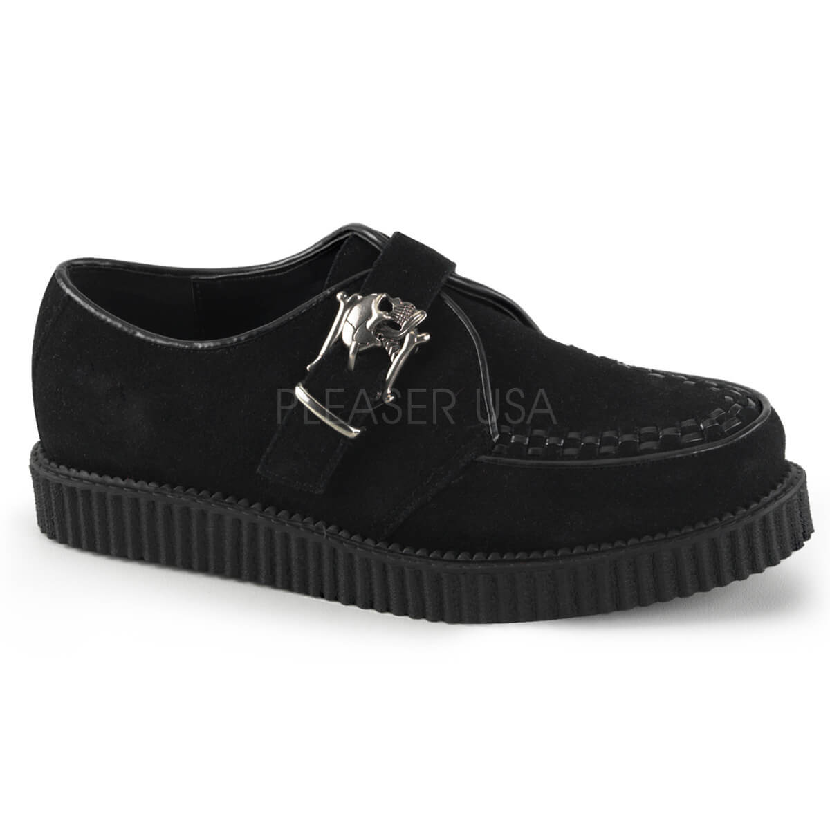 creepers homme boucle