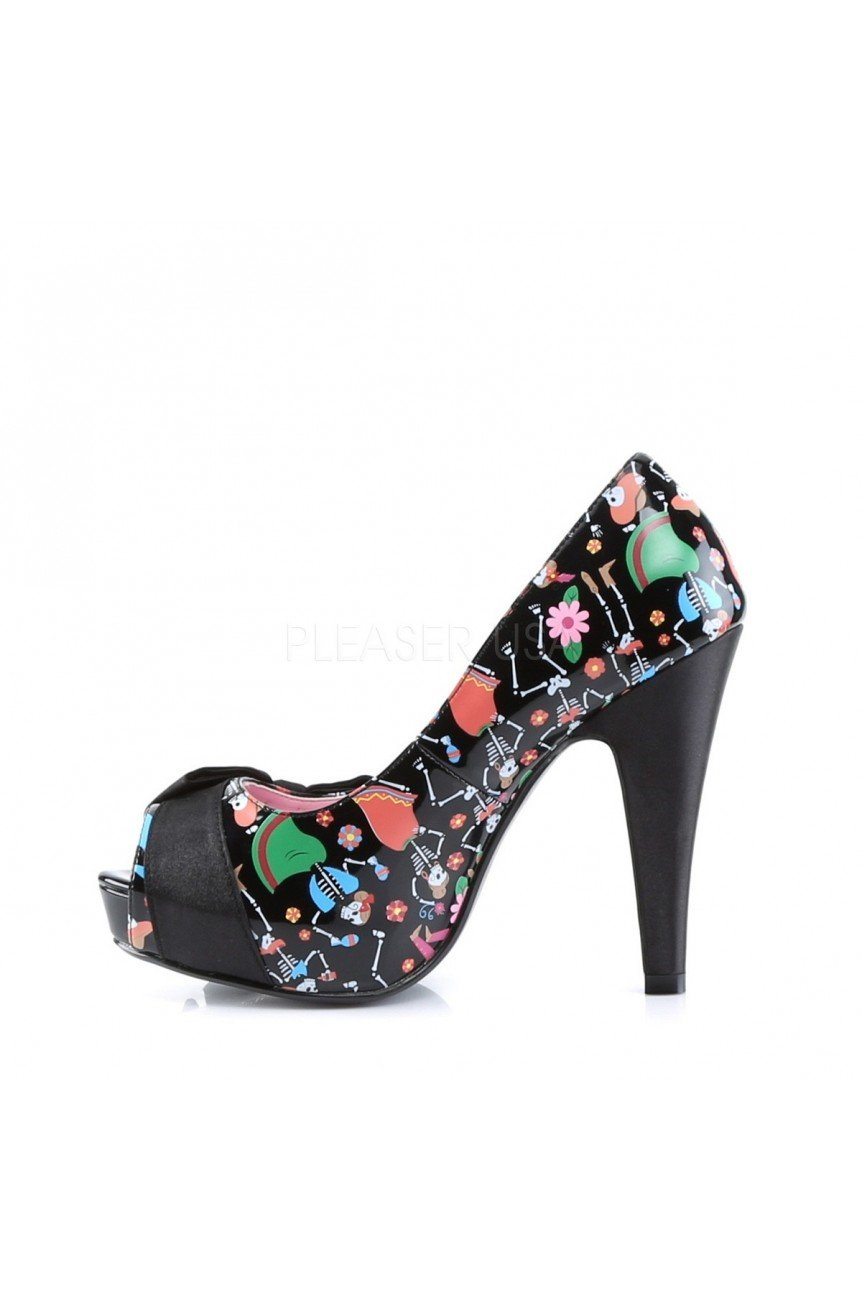 Chaussure pinup couture bettie 13