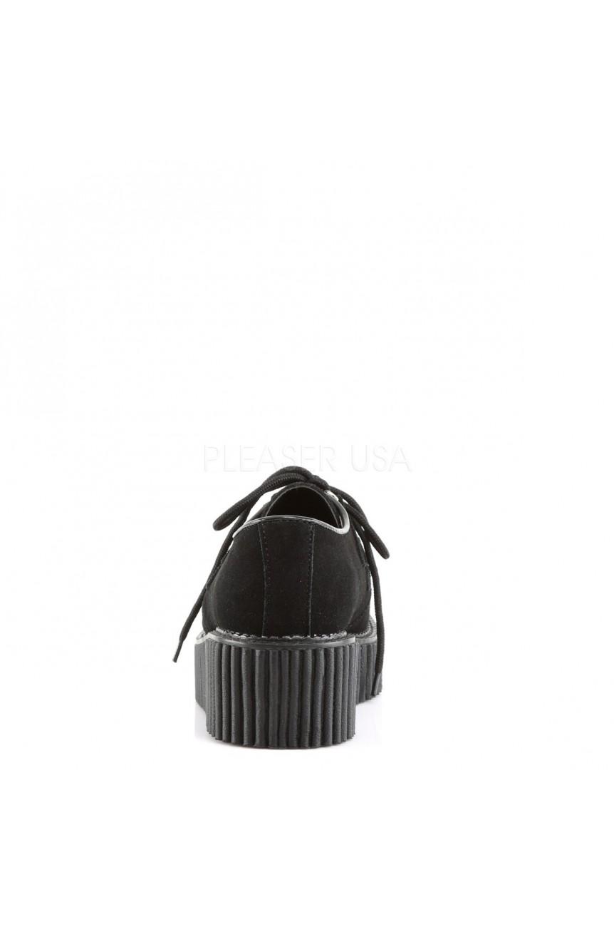 Creeper 101 noire suedine