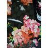 Sac vintage fleuri