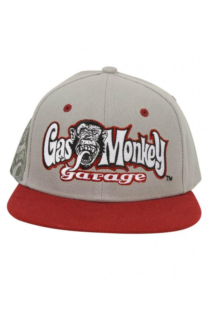 Casquette gas monkey garage hands