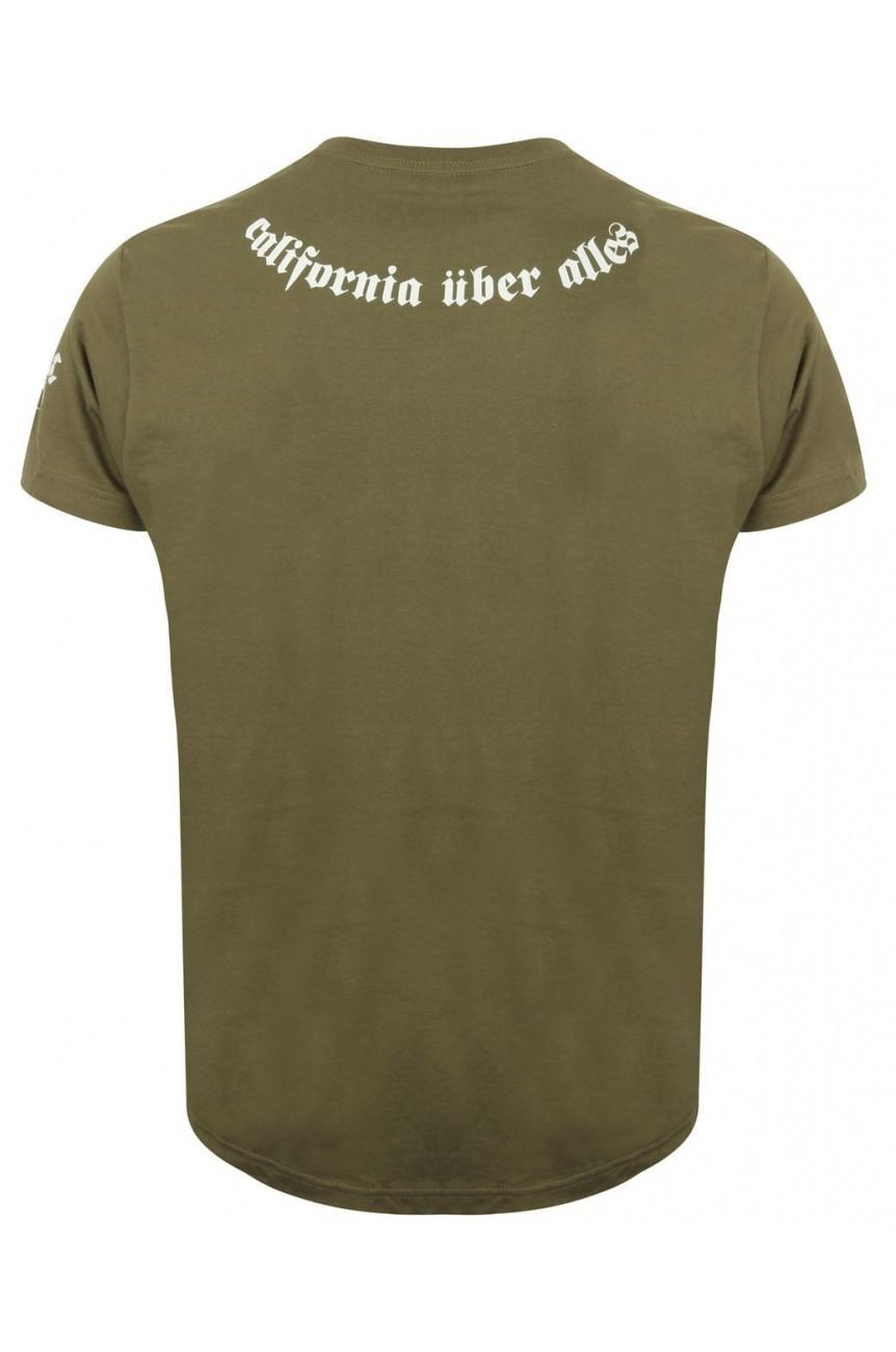 Tee shirt exile motorcycle menace